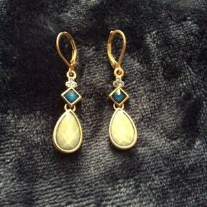 Lia Sophia drop earrings